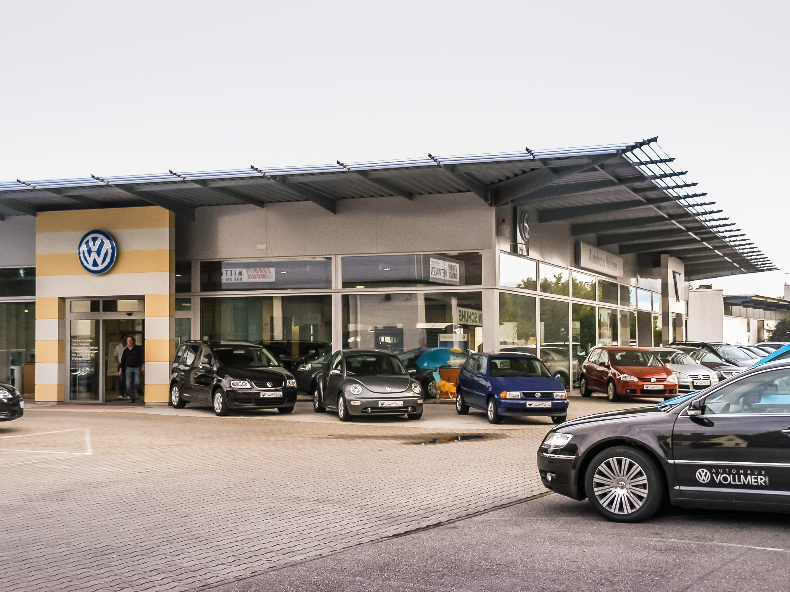 Autohaus – Branding trifft Individualität