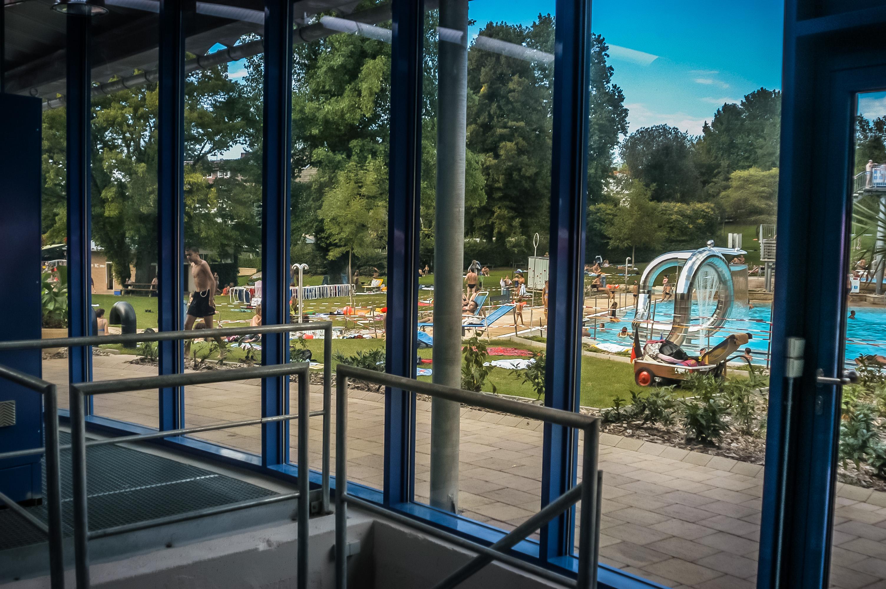 Sanierung Freizeit- und Erlebnisbad Müllheim, Baden