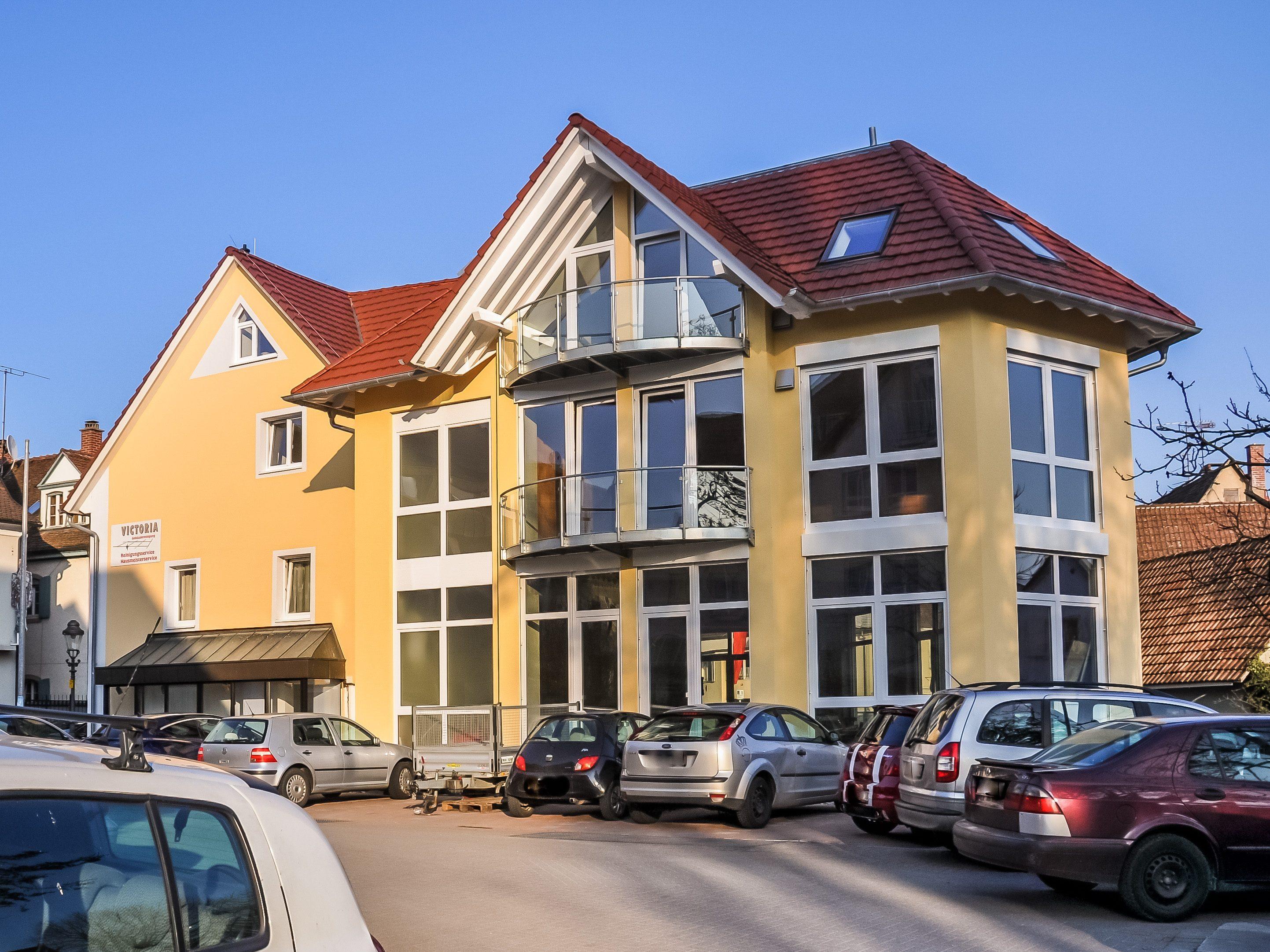 Wohnungsanbau